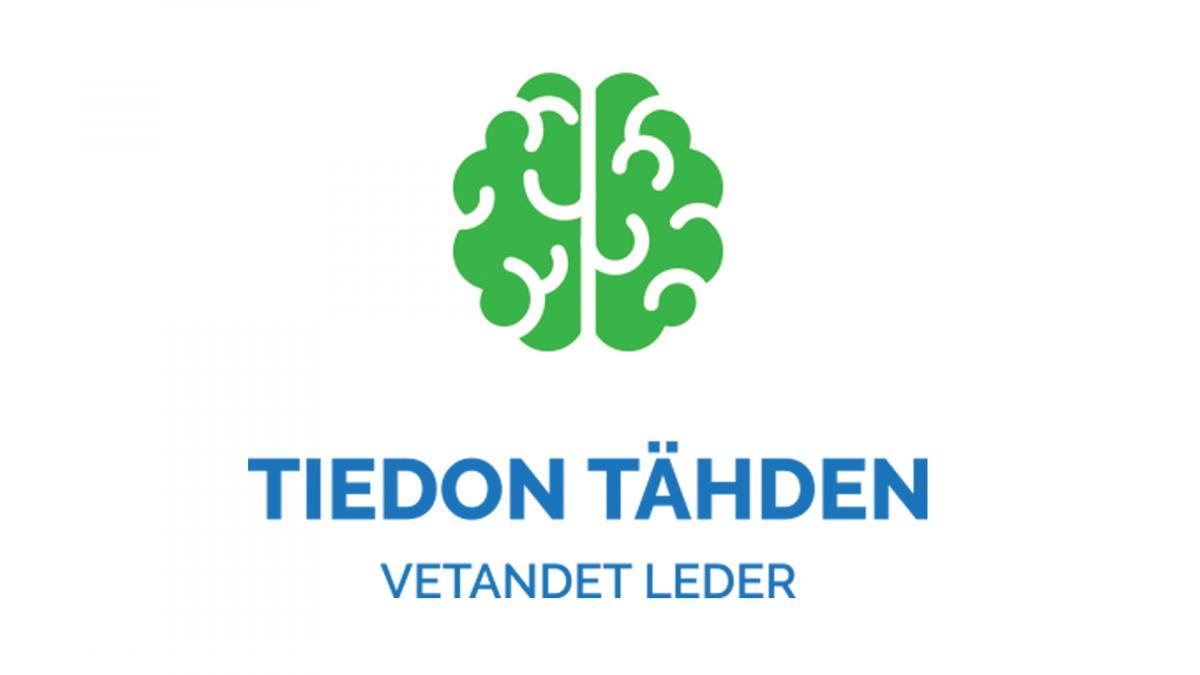 Tiedon tähden kampanja logo
