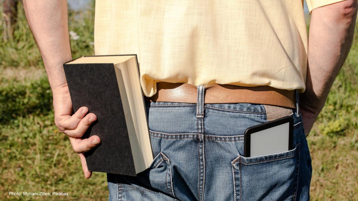 Printattu kirja ja e-kirja