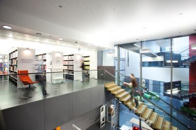 Sibelius-Akademins bibliotek.
